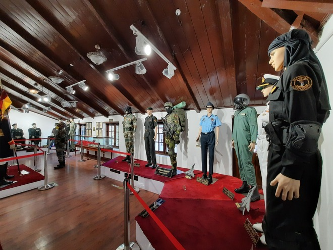 New additions to Army Heritage Museum