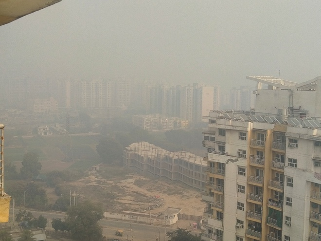 Faridabad's air hazardous again