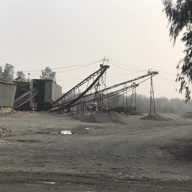 List pollution control steps in 20 days, stone crushers told