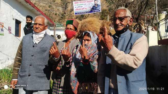 Solan district panchayat samiti results declared