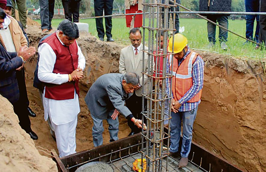 Work on new bus stand in Patiala gets underway