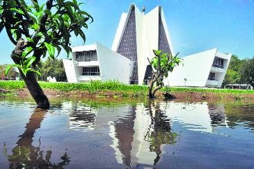 Punjabi University staff protest late disbursal of salary, pension