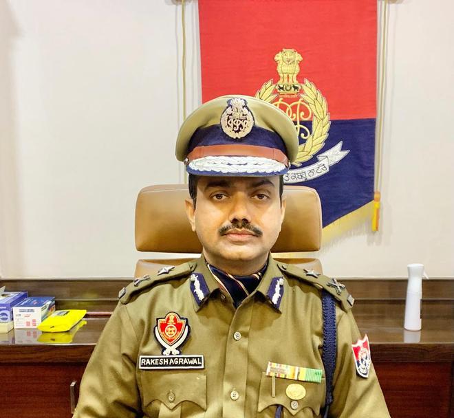 Ludhiana police chief, Vigilance SSP to get police medals