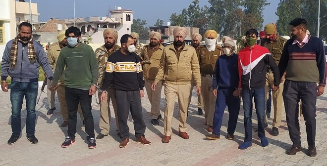 Balwinder case: 2 shooters among 5 brought from Delhi