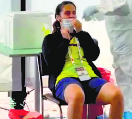 Saina Nehwal, HS Prannoy cleared to play hours after testing positive