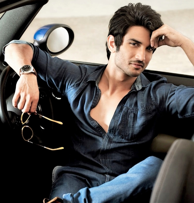 I had the game wrong … reads Sushant's handwritten note posted by his sister