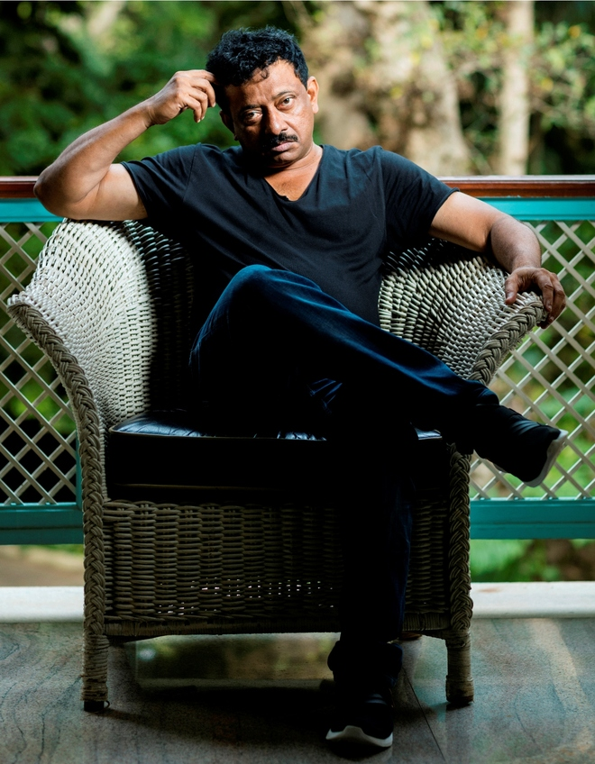 FWICE bans Ram Gopal Varma for non-payment of dues to workers