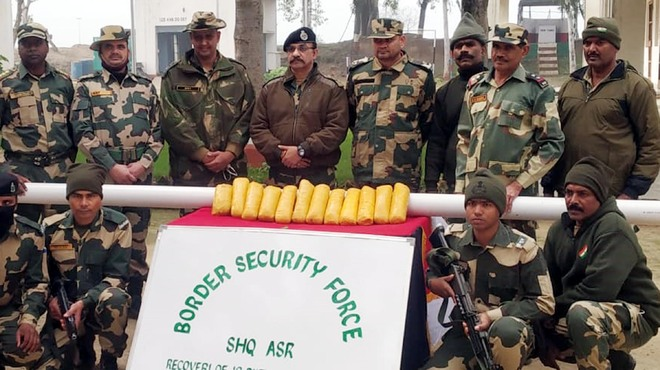 Heroin worth Rs 60 crore seized