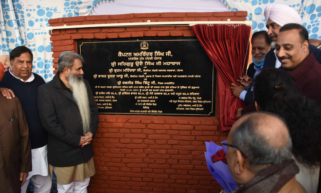 Rs840-crore Buddha Nullah rejuvenation project launched