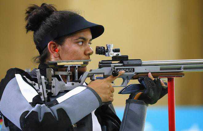 Haryana's Nishchal wins, Anjum Moudgil third