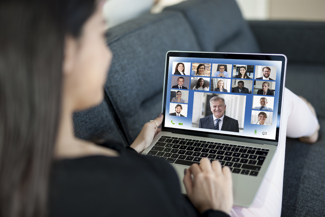 Zoom on your virtual presence