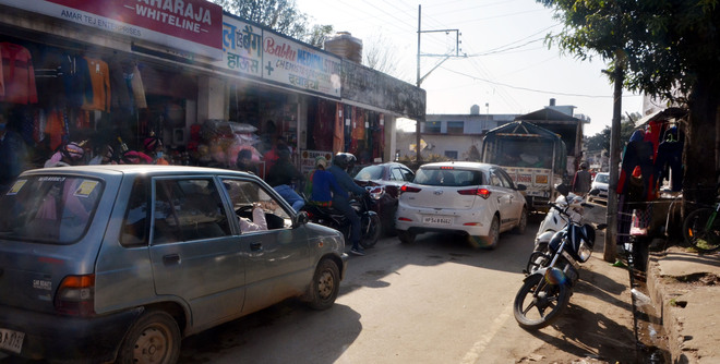 Bypass sought to decongest traffic
