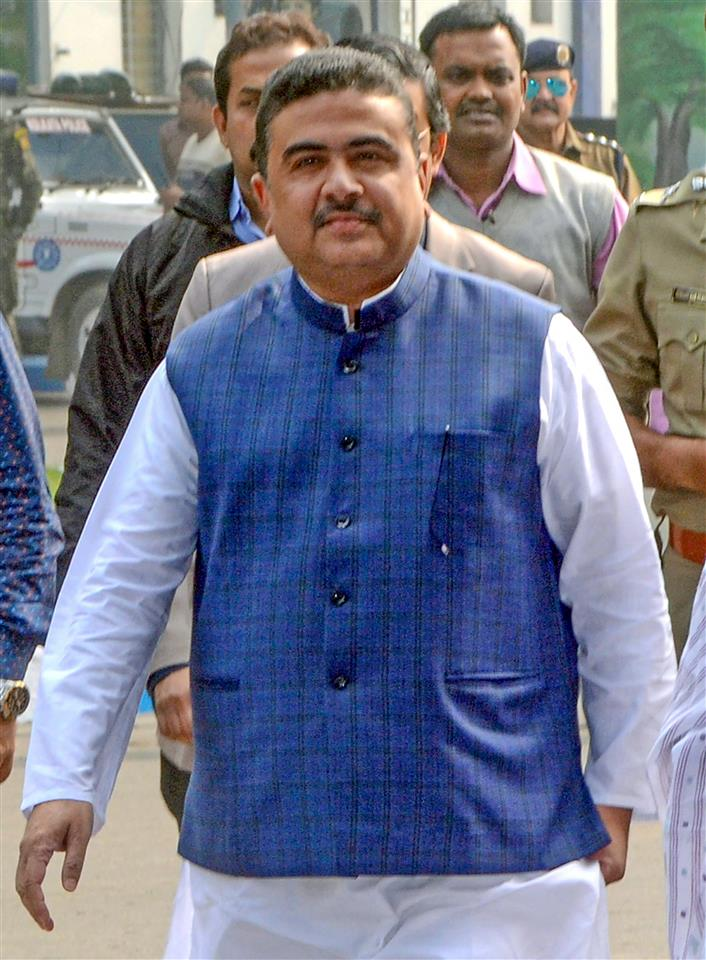 Suvendu moves HC, seeks police protection