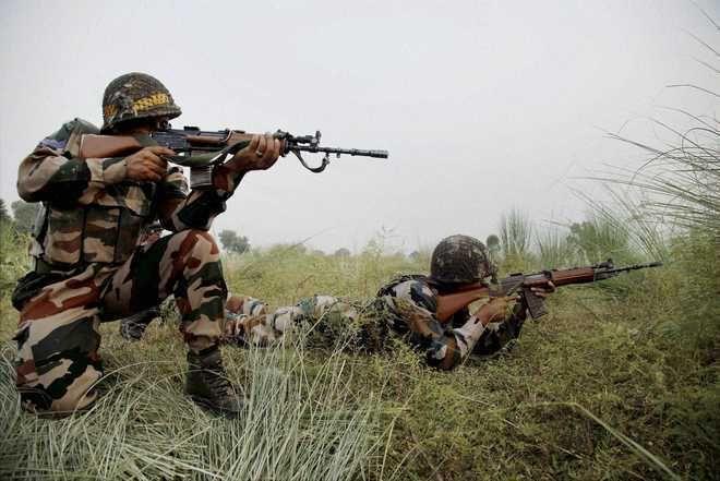 Hurt in truce breach, soldier dies