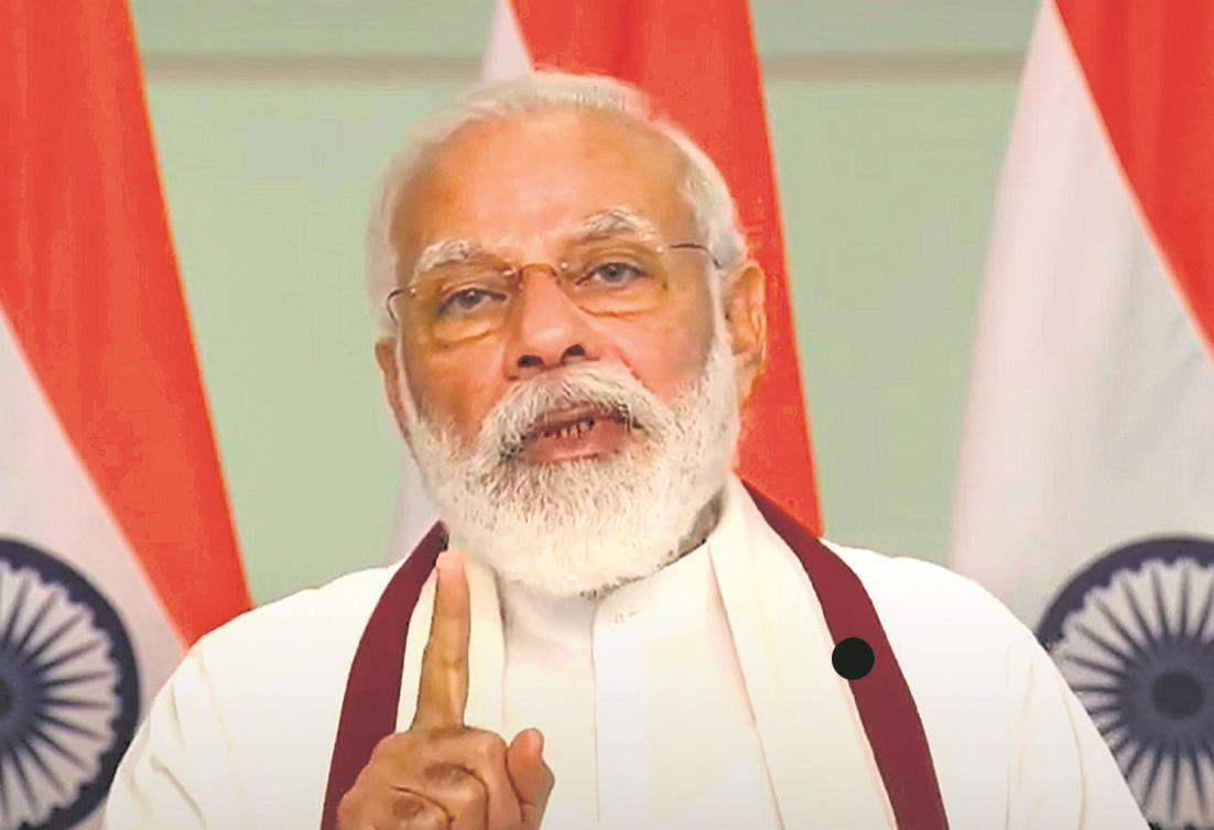 Crores of farmers benefited from insurance scheme: PM