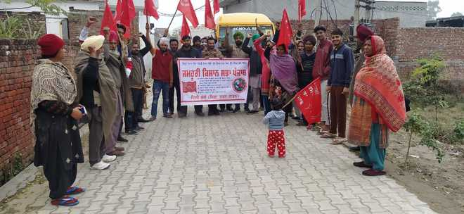 Farmers to take part in tractor march on Jan 26