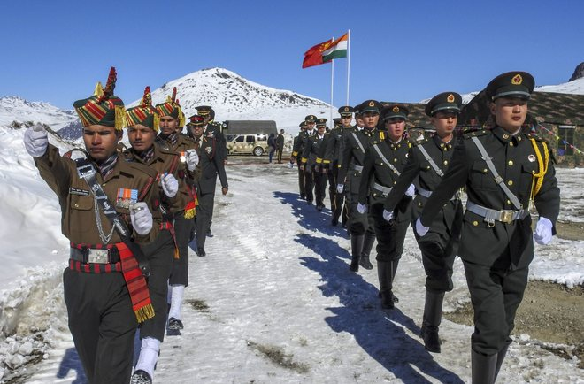 Defence Ministry: China behind LAC skirmish