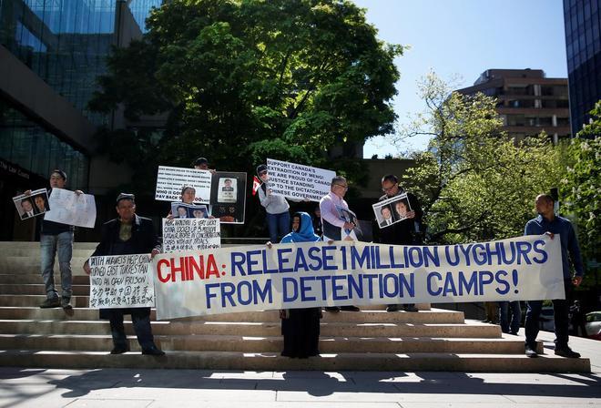 Rights body flays China for year of violations