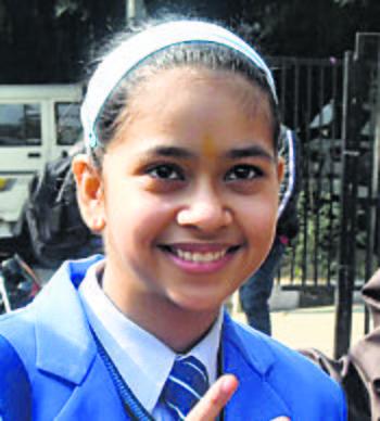 Bal Puraskar for Ludhiana girl