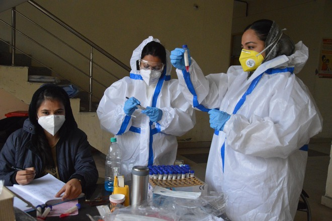 38 test positive for virus in Ludhiana district