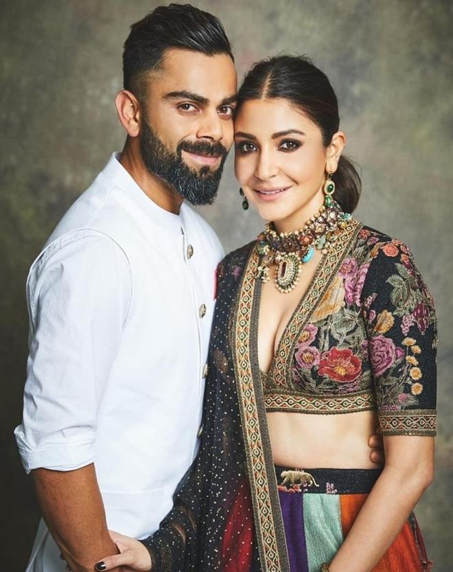 Anushka, Virat make a special request to Paparazzi