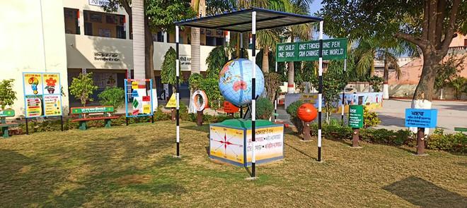 Educational Park opens at govt school