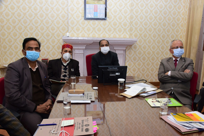 93,000 to be administered Covid vaccine in phase-1 in Himachal