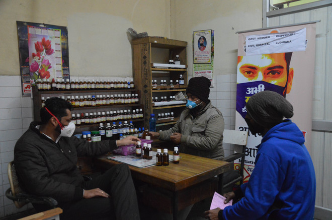 Staff crunch, lack of medicines hit this homeopathic dispensary hard