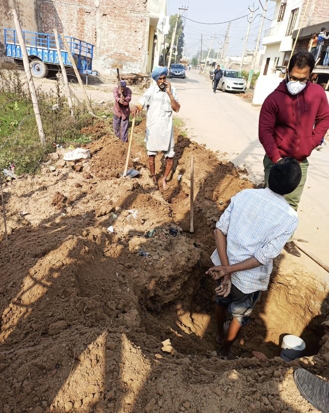 SDO: Unauthorised sewage line led to diarrhoea outbreak in Rajpura