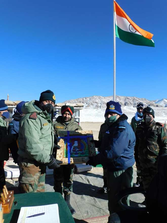 CDS in Ladakh to review security