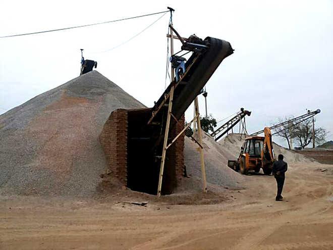 Charkhi Dadri stone crushers fined Rs 36 crore, green panel told