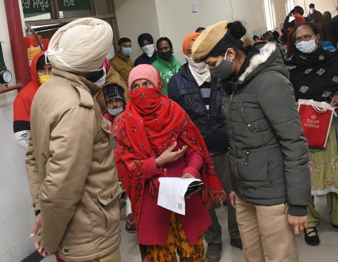 40 get shots in Mohali district