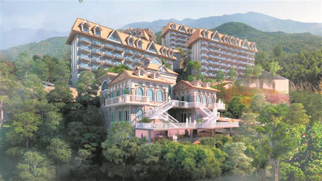 Sushma Group unveils first holiday home project in HP