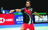 Prannoy fights through pain to upset Christie