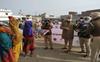 On Lohri, cops show some warmth