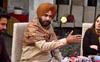 Centre arm-twisting stir backers: Navjot Sidhu