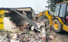 Demolition drive at four Yamunanagar colonies
