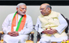 Pressure points on the BJP's top brass