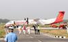 Mumbai-Adampur flight suspended temporarily