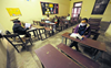 Colleges reopen to low attendance
