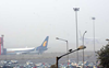 Poor visibility, flights delayed