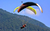 Paragliding accidents