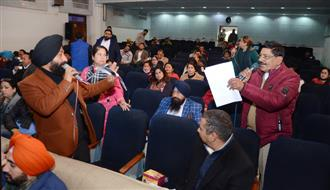 War of words, blame game rule Jalandhar MC House meeting