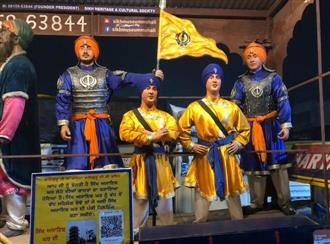Mini Sikh museum comes up at Singhu