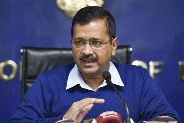 Delhi  CM Kejriwal unveils plan to combat winter pollution