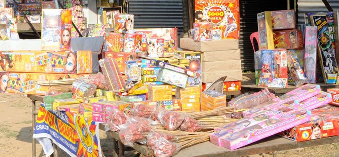 Chandigarh imposes complete ban on use of firecrackers