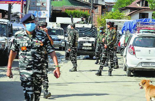 2 ultras killed in Anantnag, Bandipora encounters