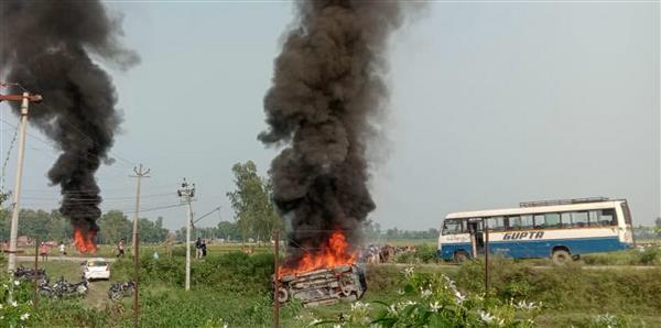UP law minister meets kin of BJP worker, driver killed in Lakhimpur violence