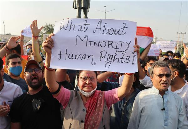J&K Peace Forum urge politicians and religious leaders to speak up about minorities' killings in state