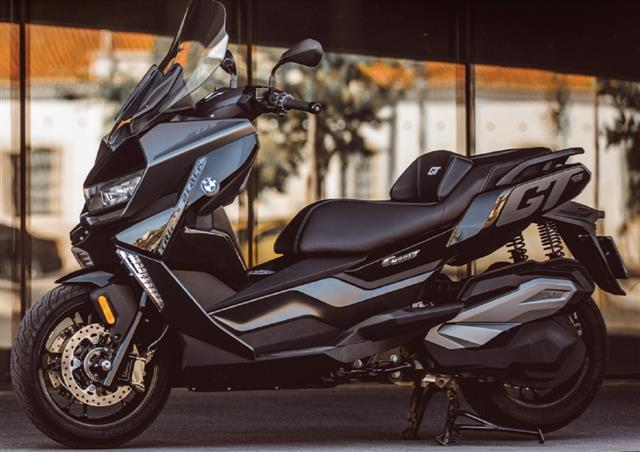 BMW Motorrad drives in C 400 GT scooter in India tagged at Rs 9.95 lakh